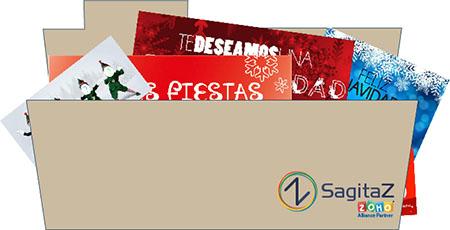 kit zoho campaigns felicitacion navidad