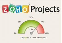 Logo zoho projects