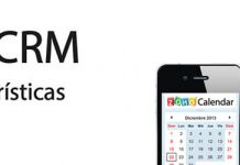 Zoho CRM en la pantalla de dos dispositivos moviles mostrando las nuevas caracteristicas