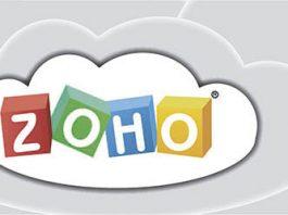 zoho cloud computing