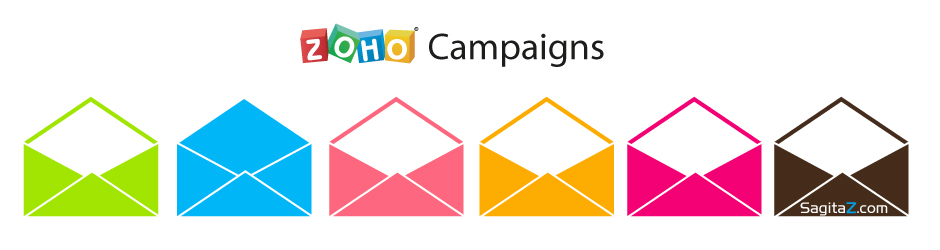 zoho campigns email marketing