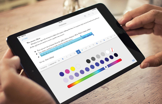 zoho-writer-app-ipad-rich-editor-sagitaz.com
