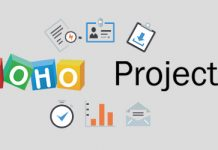 Logo de zoho Projects