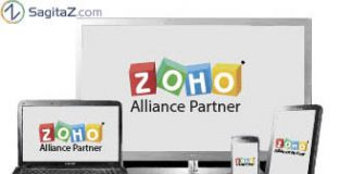 zoho partner pantallas dispositivos tablet movil sagitaz