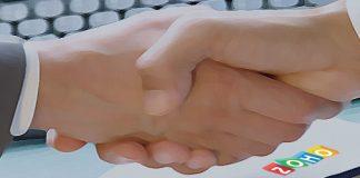 manos estrechandose