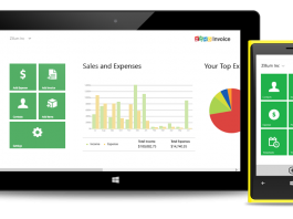 aplicacion de zoho invoice para dispositivos windows