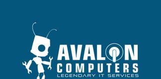 logo de avalon computers