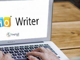 zoho writer