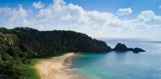 playa baia do sancho brasil