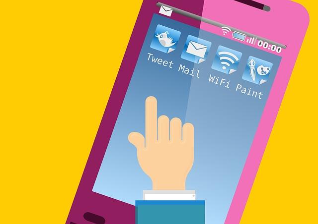 móvil-rrss-app