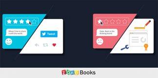 zoho books comentarios positivos y negativos de los clientes