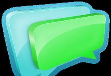 bocadillos verdes y azules de zoho support livedesk