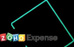 logo de zoho expense