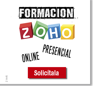 Formación Zoho
