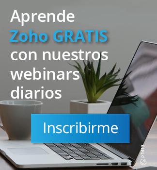Webinars Zoho Español Gratis