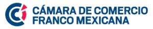 Logo Camara de Comercio Franco Mexicana