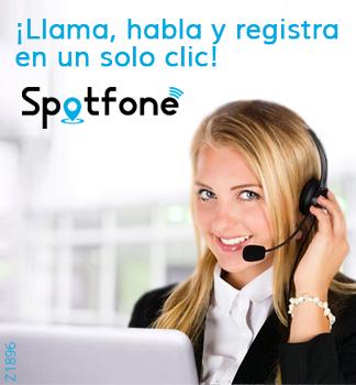 Spotfone Voz IP