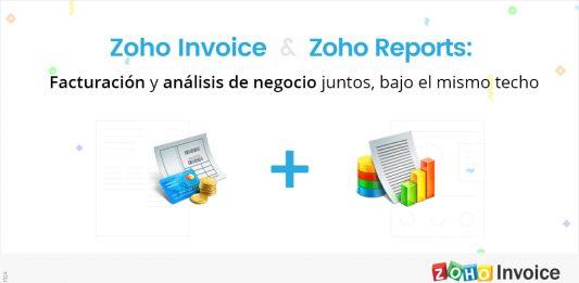 Facturación Zoho Invoice + Reports