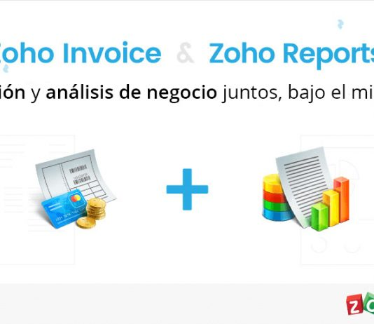 Facturación Zoho Invoice + Reports