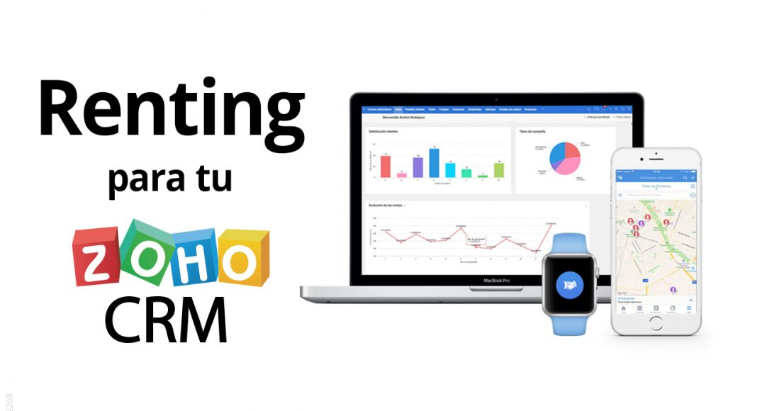 ZOHO CRM Renting