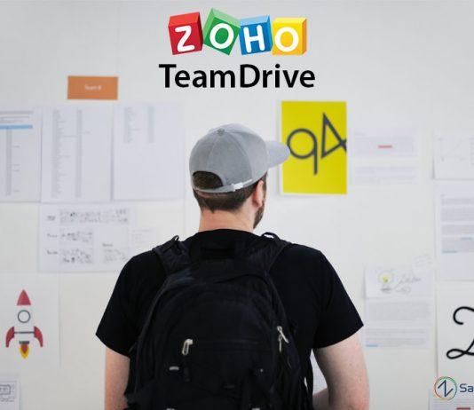 Zoho Teamdrive
