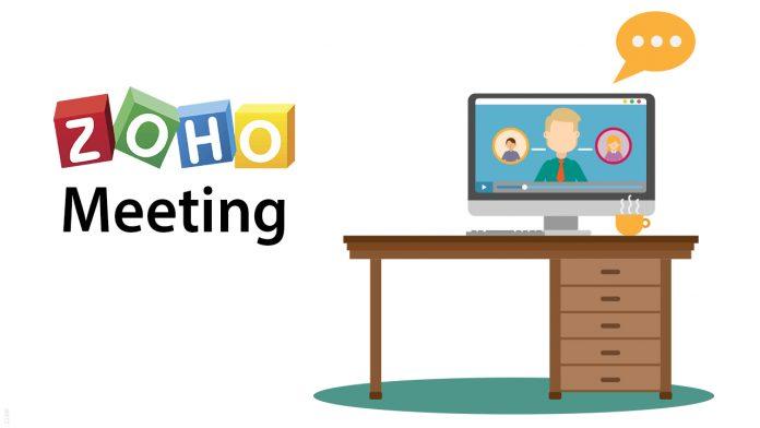 Webinar Zoho Meeting