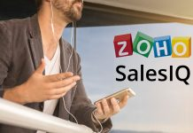 Llamada audio Sales Zoho IQ
