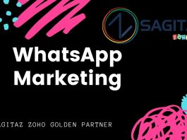 WhatsApp marketing manager
