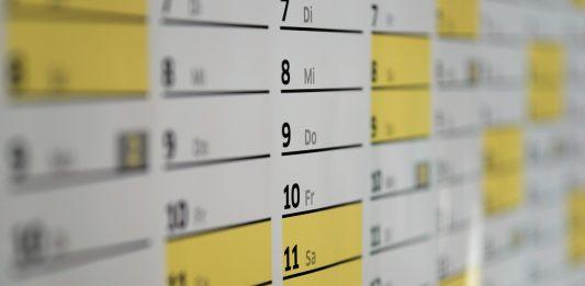 Zoho People Calendar
