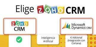 Zoho CRM VS Microsoft Dynamics