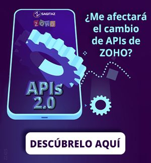 APIs ZOHO 2.0