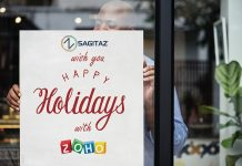 Happy Holidays with ZOHO
