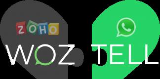WhatsApp y ZOHO