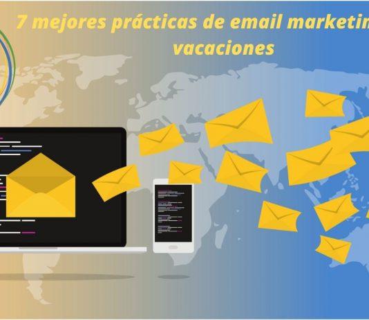 mejores prácticas de email marketing para vacaciones