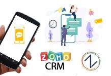Campañas SMS de marketing con Zoho