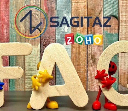 licencias de ZOHO contratadas a través de SAGITAZ