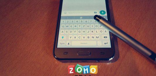 Zoho CRM y WhatsApp