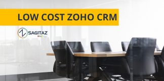 Low Cost ZOHO CRM