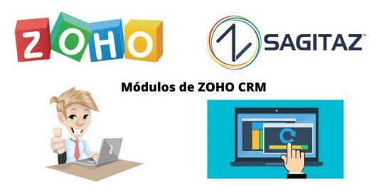 Módulos de ZOHO CRM