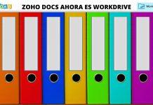 Sustitución de ZOHO Docs por ZOHO Workdrive