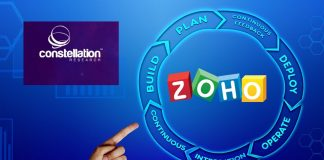 ZOHO nombrado Proveedor de Software Empresarial del Año por Constellation Research