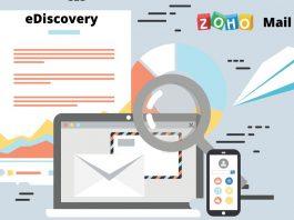 eDiscovery ZOHO Mail
