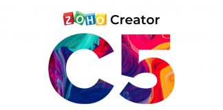 Actualización Zoho Creator 5