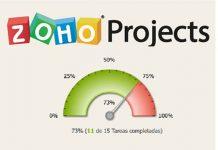 Logo zoho projects
