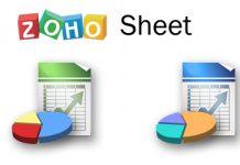 Logo de Zoho Sheet