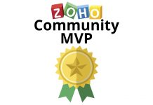 Zoho Community MVP