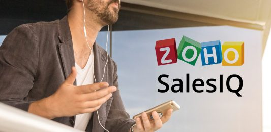 Llamada audio Sales Zoho IQ