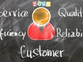how to manage a customer service department