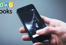 Zoho Books y Uber para negocios