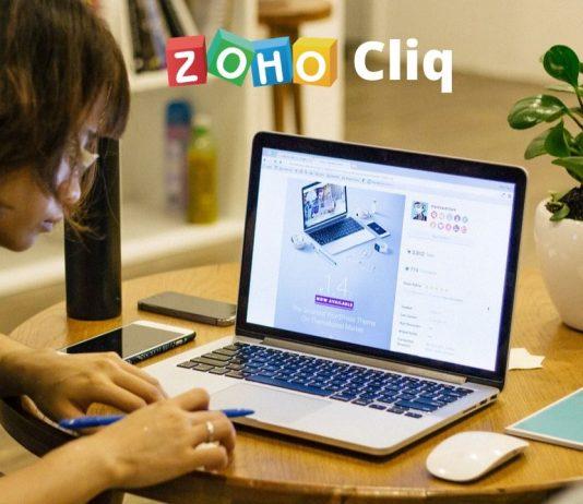 ZOHO Cliq Guía para trabajar desde casa